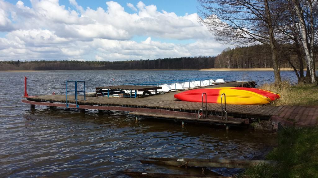 aktywny wypoczynek nad wodą